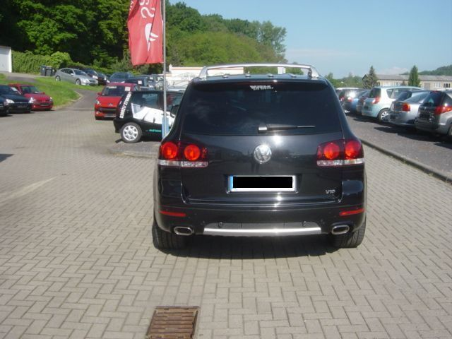 verkauft vw touareg v10 tdi leistungss gebraucht 2007 km in wutha farnroda. Black Bedroom Furniture Sets. Home Design Ideas