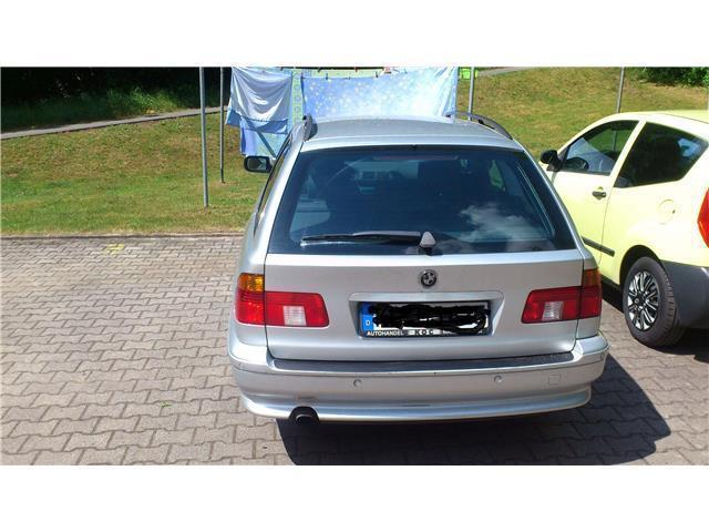 verkauft bmw 525 5er touring edition s gebraucht 2002 km in hochspeyer. Black Bedroom Furniture Sets. Home Design Ideas