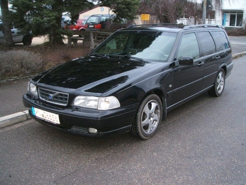 verkauft volvo v70 kombi gebraucht 1999 km in voerde. Black Bedroom Furniture Sets. Home Design Ideas