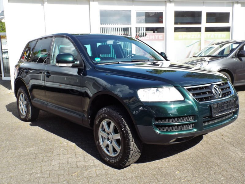 verkauft vw touareg r5 tdi navi tv gr gebraucht 2004 km in d sseldorf. Black Bedroom Furniture Sets. Home Design Ideas