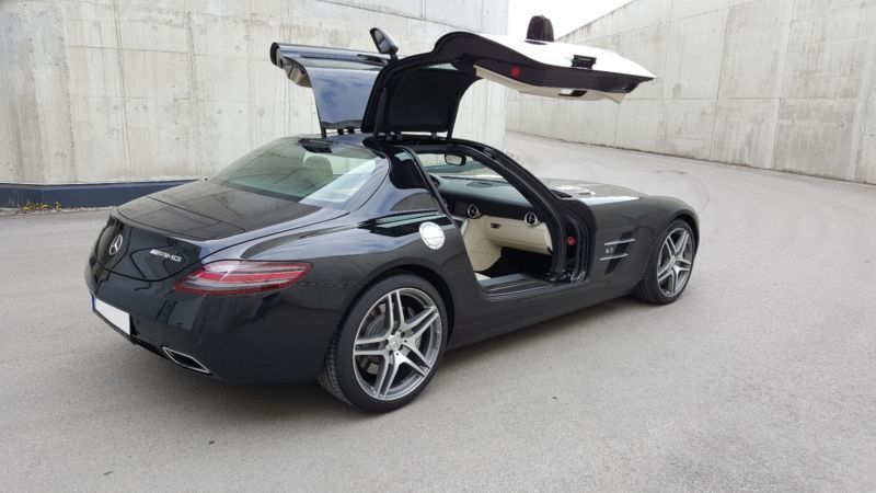 gebraucht coupe amg speedshift dct mercedes sls amg 2010 km in regensburg. Black Bedroom Furniture Sets. Home Design Ideas