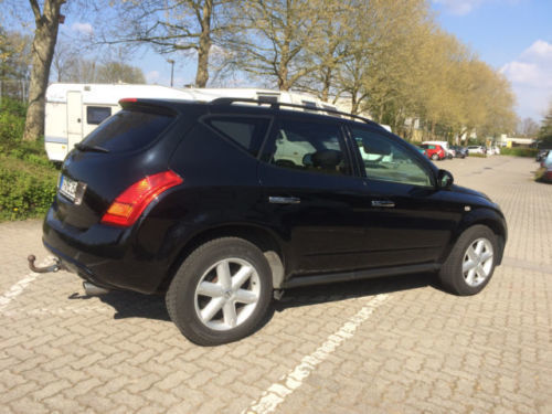 verkauft nissan murano 3 5 gebraucht 2006 km in r merberg. Black Bedroom Furniture Sets. Home Design Ideas