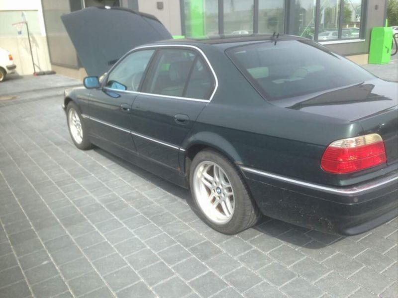 verkauft bmw 730 d gebraucht 1999 km in dortmund autouncle. Black Bedroom Furniture Sets. Home Design Ideas