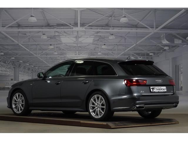 verkauft audi a6 avant 2 0 tdi quattro gebraucht 2016 km in michelstadt. Black Bedroom Furniture Sets. Home Design Ideas