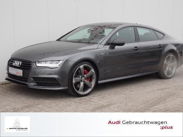 verkauft audi a7 sportback 3 0 tdi cle gebraucht 2015 km in wernigerode. Black Bedroom Furniture Sets. Home Design Ideas