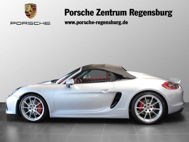 45 gebrauchte porsche boxster spyder porsche boxster spyder gebrauchtwagen. Black Bedroom Furniture Sets. Home Design Ideas