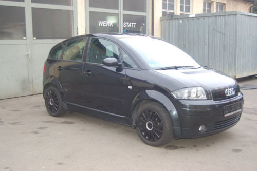 verkauft audi a2 1 4 tdi gebraucht 2003 km in reutlingen. Black Bedroom Furniture Sets. Home Design Ideas