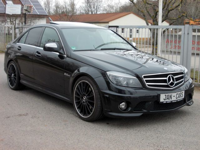 verkauft mercedes c63 amg cklasse lima gebraucht 2008 km in neustadt an der w. Black Bedroom Furniture Sets. Home Design Ideas