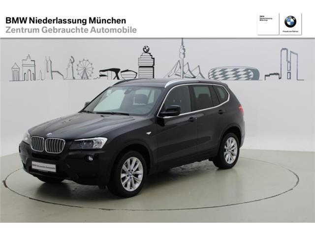 verkauft bmw x3 xdrive30d ahk navi pan gebraucht 2013 km in m nchen fr ttmaning. Black Bedroom Furniture Sets. Home Design Ideas