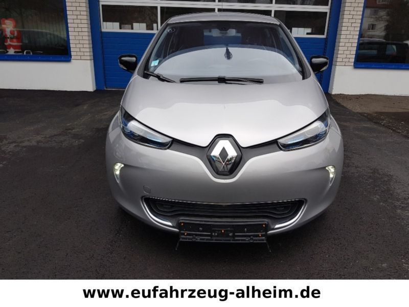 verkauft renault zoe intens gebraucht 2014 km in. Black Bedroom Furniture Sets. Home Design Ideas