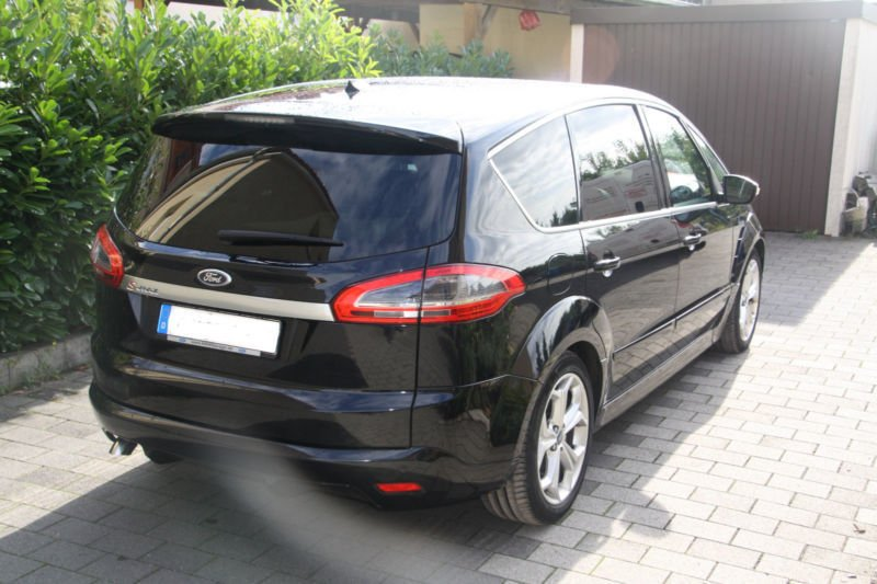 verkauft ford s max 2 0 tdci dpf titan gebraucht 2011 km in biesenthal. Black Bedroom Furniture Sets. Home Design Ideas