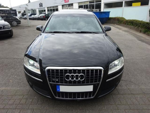 verkauft audi a8 3 0 tdi dpf quattro gebraucht 2006 km in essen. Black Bedroom Furniture Sets. Home Design Ideas