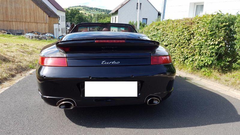 verkauft porsche 911 turbo cabriolet 9 gebraucht 2004 km in henstedt ulzburg. Black Bedroom Furniture Sets. Home Design Ideas