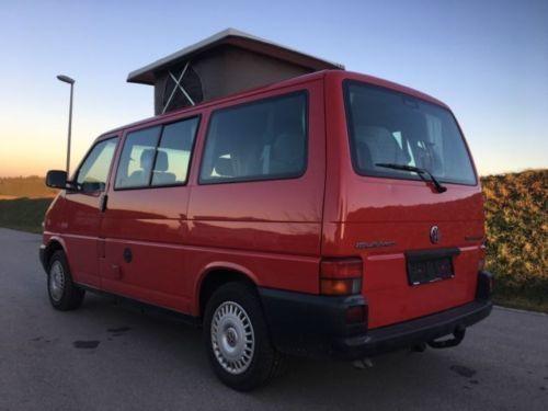 verkauft vw t4 syncro multivan camping gebraucht 2000 km in griesst tt
