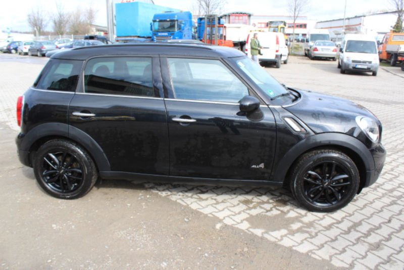 verkauft mini cooper sd countryman gebraucht 2012 80. Black Bedroom Furniture Sets. Home Design Ideas