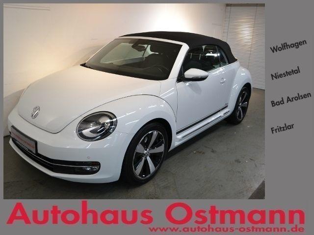 gebraucht VW Beetle Cabriolet 1.4.TSI Cup Navi*Xenon*SHZ