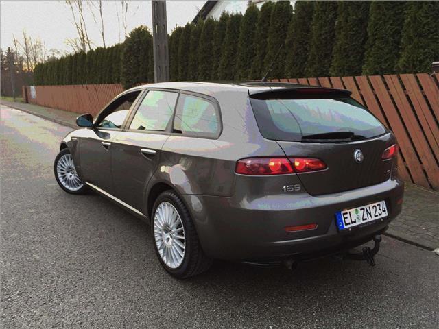 verkauft alfa romeo 159 sportwagon 1 9 gebraucht 2008 km in eilenburg. Black Bedroom Furniture Sets. Home Design Ideas