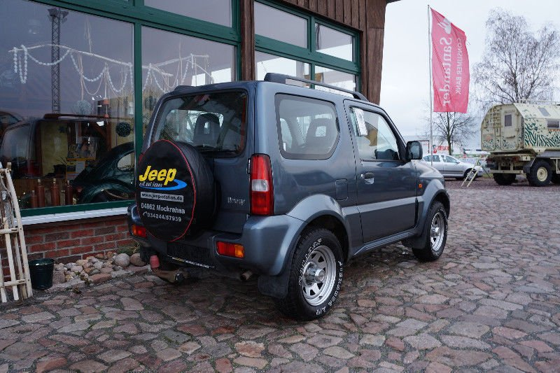 verkauft suzuki jimny cabrio club gebraucht 2007 km in kaiserslautern. Black Bedroom Furniture Sets. Home Design Ideas