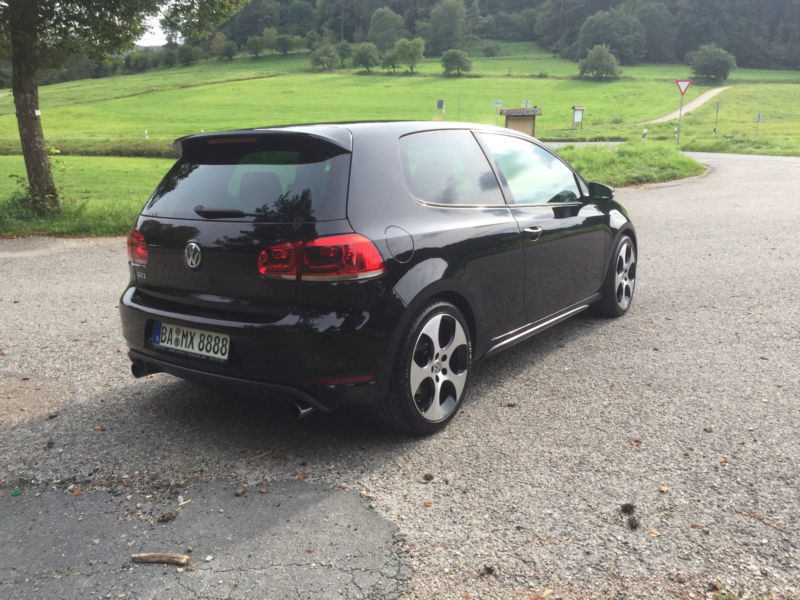 verkauft vw golf 2 0 gti gebraucht 2010 km in. Black Bedroom Furniture Sets. Home Design Ideas