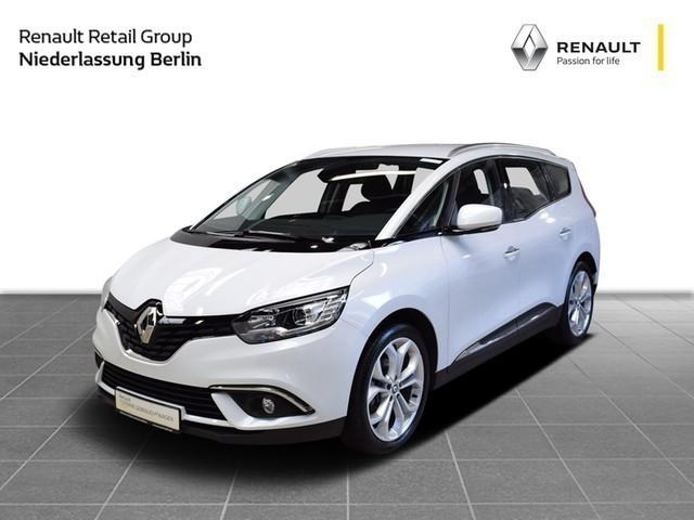 Verkauft Renault Grand Scénic 4 12 Tc Gebraucht 2017 22839 Km