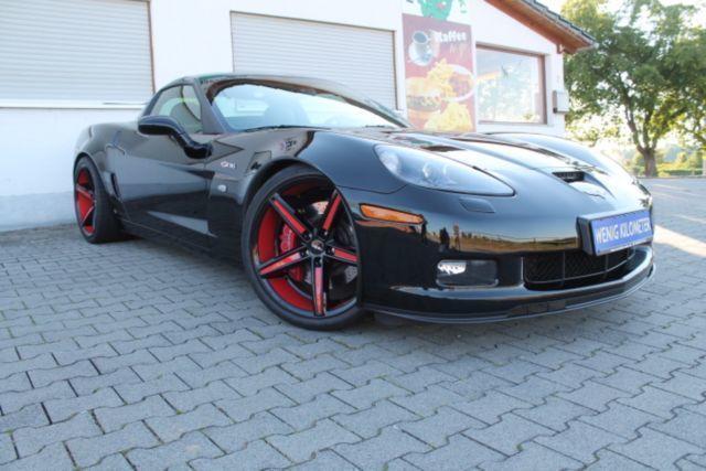 gebraucht 2007 corvette z06 7 0 benzin 56355. Black Bedroom Furniture Sets. Home Design Ideas