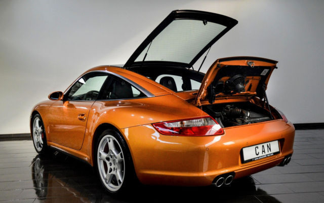 verkauft porsche 911 targa 4s targa 4s gebraucht 2007. Black Bedroom Furniture Sets. Home Design Ideas