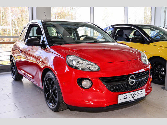 verkauft opel adam jam 1 2 51 kw 70 gebraucht 2017 5. Black Bedroom Furniture Sets. Home Design Ideas