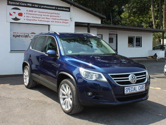 verkauft vw tiguan 2 0 tsi 4motion aut gebraucht 2010 km in marktheidenfeld. Black Bedroom Furniture Sets. Home Design Ideas