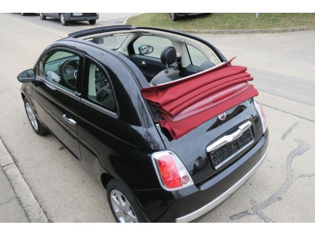 Verkauft Fiat 500c 500 Cabrio Lounge S Gebraucht 2012 34 600 Km