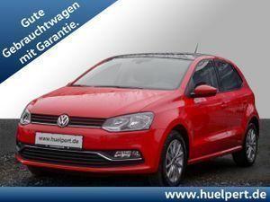 gebraucht VW Polo 1.2 Comfortline Sitzhzg. GRA Panorama (Einparkhilf