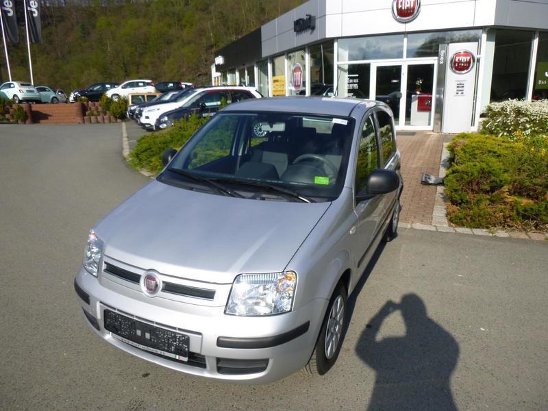 gebraucht Fiat Panda 1.2 8V Servolenkung,ZV,ABS,Klimaanlage