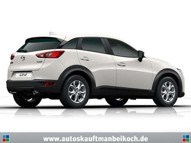 verkauft mazda cx 3 skyactiv g 120 fwd gebraucht 2016 0 km in berlin. Black Bedroom Furniture Sets. Home Design Ideas