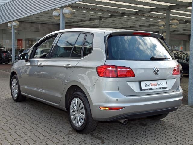 verkauft vw golf sportsvan 1 6tdi pdc gebraucht 2014 km in krefeld. Black Bedroom Furniture Sets. Home Design Ideas