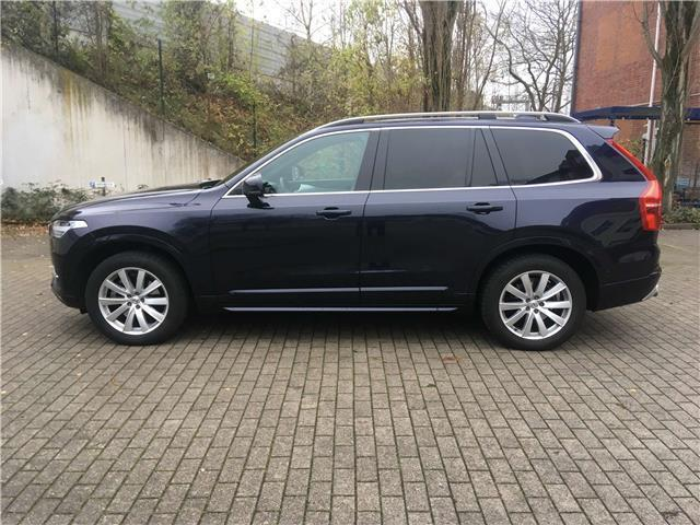 verkauft volvo xc90 d5 awd geartronic gebraucht 2016 km in berlin. Black Bedroom Furniture Sets. Home Design Ideas