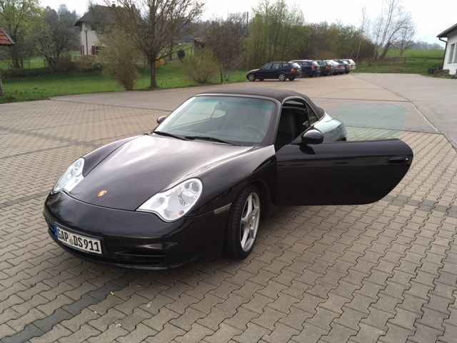 verkauft porsche 911 cabrio 996 gebraucht 2004 km in murnau am staffelsee. Black Bedroom Furniture Sets. Home Design Ideas