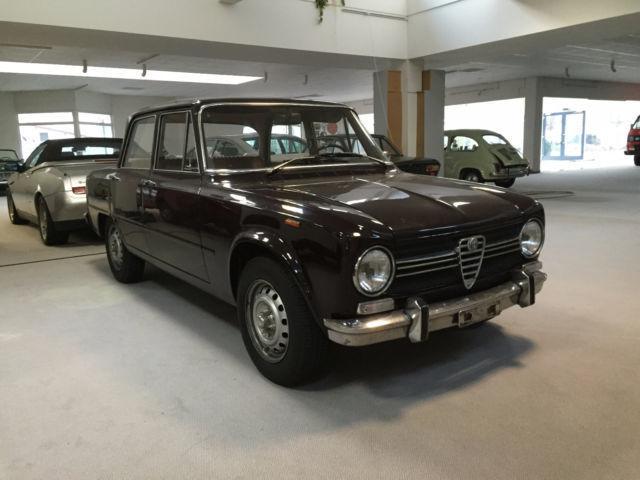 giulia 1300 gebrauchte alfa romeo giulia 1300 kaufen 18 g nstige autos zum verkauf. Black Bedroom Furniture Sets. Home Design Ideas