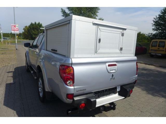 verkauft mitsubishi l200 pick up 4x4 a gebraucht 2011 km in budenheim. Black Bedroom Furniture Sets. Home Design Ideas