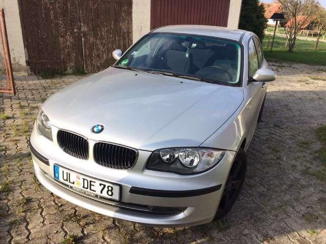 gebraucht 1er bmw 116 2008 km in senden autouncle. Black Bedroom Furniture Sets. Home Design Ideas