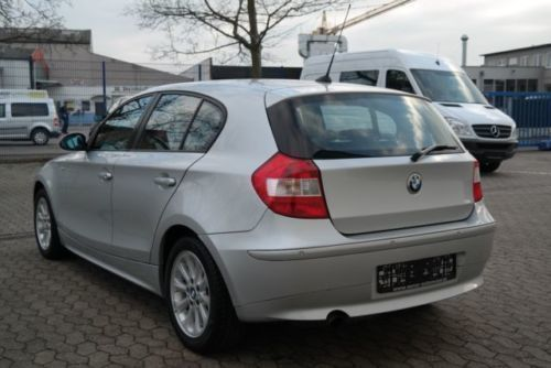 verkauft bmw 116 1er pdc klima ga gebraucht 2005 km in bad godesberg. Black Bedroom Furniture Sets. Home Design Ideas
