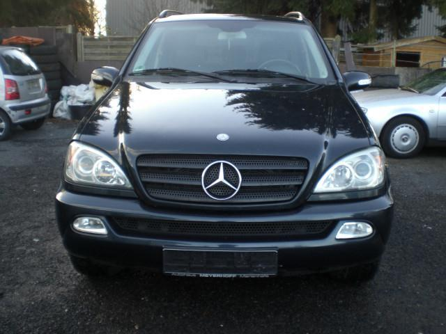 verkauft mercedes ml320 auto gas lpg gebraucht 2002 km in m nchengladbach. Black Bedroom Furniture Sets. Home Design Ideas