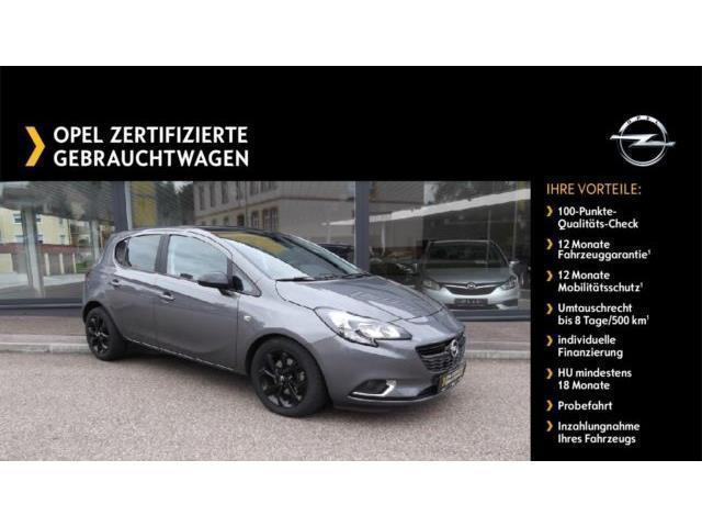 verkauft opel corsa e color edition co gebraucht 2015 km in burgkirchen. Black Bedroom Furniture Sets. Home Design Ideas