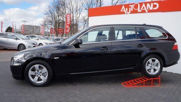 gebraucht BMW 523 i Touring Xenon Automatik Tempomat AAC Leder