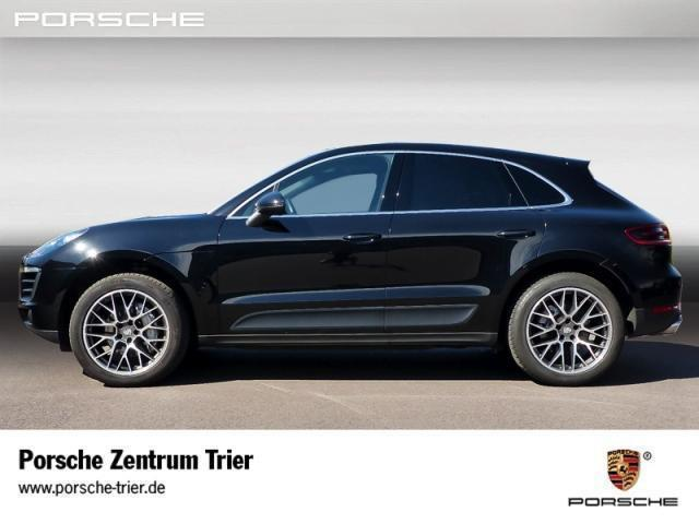 verkauft porsche macan s gebraucht 2015 km in trier. Black Bedroom Furniture Sets. Home Design Ideas