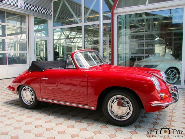 gebraucht sc cabrio porsche 356 1964 km 300 in singen bodensee. Black Bedroom Furniture Sets. Home Design Ideas