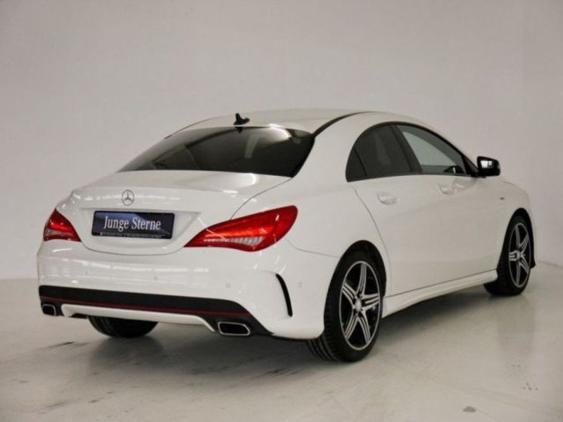 verkauft mercedes cla250 sport gebraucht 2015 km in kassel. Black Bedroom Furniture Sets. Home Design Ideas
