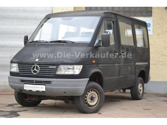 verkauft mercedes sprinter autotranspo gebraucht 1998 km in pasing. Black Bedroom Furniture Sets. Home Design Ideas