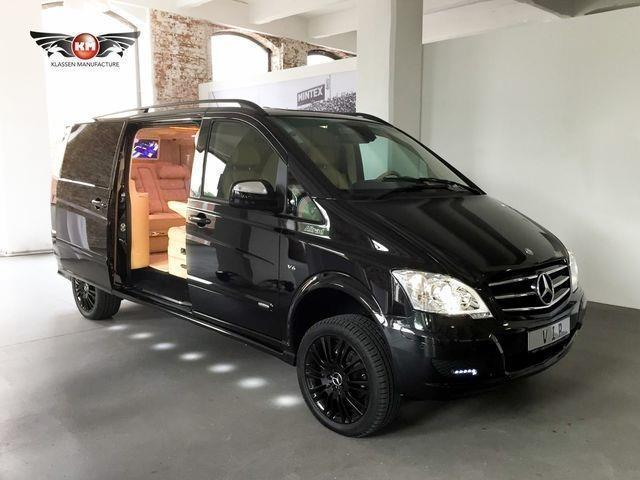 gebraucht 3 5 v6 4matic vip luxus van petrol vito4x4 mercedes viano 2013 km in. Black Bedroom Furniture Sets. Home Design Ideas