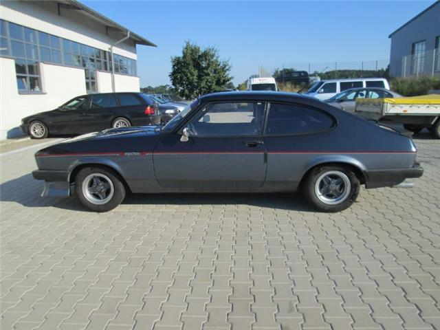 verkauft ford capri gebraucht 1980 1 km in hof autouncle. Black Bedroom Furniture Sets. Home Design Ideas