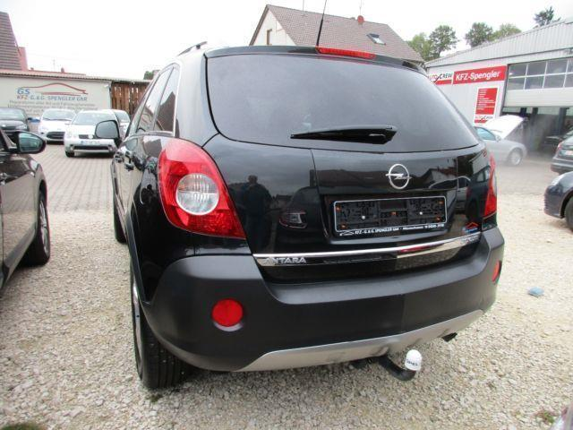 verkauft opel antara 2 0 cdti 4x4 cosmo gebraucht 2009 km in moers. Black Bedroom Furniture Sets. Home Design Ideas
