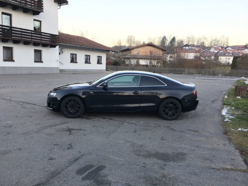 verkauft audi a5 3 0 tdi s line gebraucht 2007 km in gotteszel. Black Bedroom Furniture Sets. Home Design Ideas